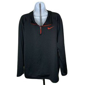 Nike Jacket Sz XL Therma-Fit Quarter Zip Pullover